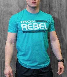 Iron Rebellion T-paita