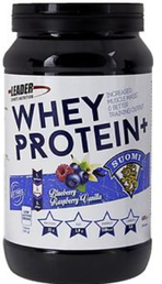 Leader Whey Protein heraproteiini 600g