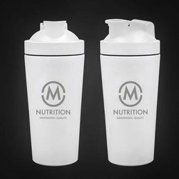 M-NUTRITION Stainless Steel Shaker